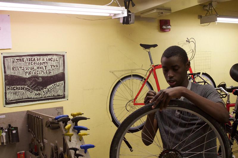 Burlingtons Four Newest Bike Commuters Old Spokes Home